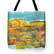 Rock Springs Tote Bag