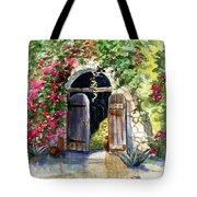 Rock Springs Gate Tote Bag
