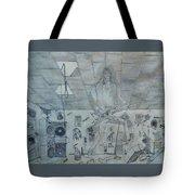 Rock Star Life Tote Bag
