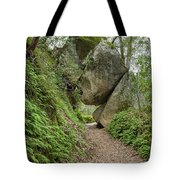 Rock Tunnel Tote Bag