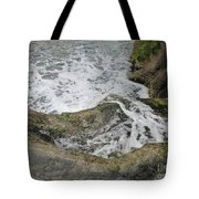 Rock Water Tote Bag