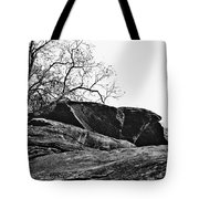 Rock Wave Tote Bag