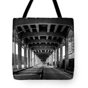 Rockaway Freeway, Queens New York Tote Bag