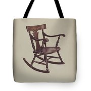 Rocker Tote Bag