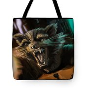 Rocket And Groot Tote Bag