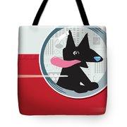 Rocket Dog Tote Bag