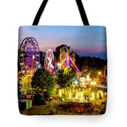 Rockford Carnival Tote Bag