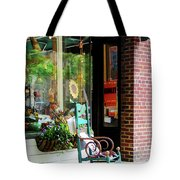 Rocking Chair By Boutique Tote Bag