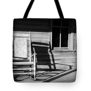 Rocking Chair Work A Tote Bag