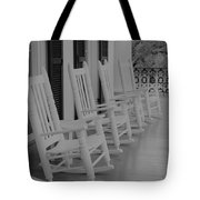 Rocking Chairs  Tote Bag