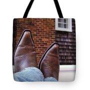 Rocking Kicks Tote Bag