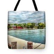 Rockport Inner Harbor Tote Bag