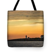Rockport Lighthouse Tote Bag