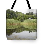Rockport Reeds And Reflections Tote Bag