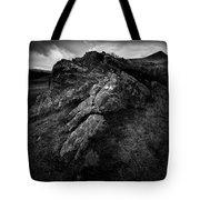 Rocks And Ben More Tote Bag