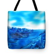 Rocks And Hard Places Tote Bag