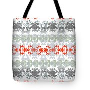 Rocks And Lace Tote Bag