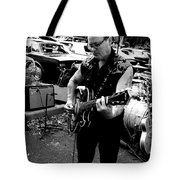 Rocks And Rolls Tote Bag