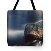 Rocks And Waterfalls Tote Bag