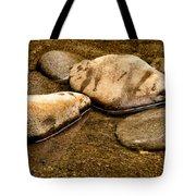 Rocks At Rest Tote Bag