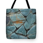 Rocks In A Wall Tote Bag