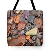Rocks Of Lake Superior 12 Tote Bag