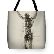 Rocky Tote Bag by Bill Cannon
