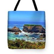 Rocky California Coast 006 Tote Bag