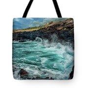 Rocky Coast Tote Bag