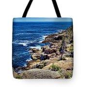 Rocky Coastline 1 Tote Bag