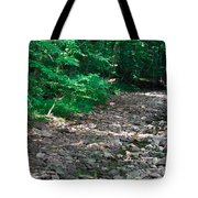 Rocky Creek Tote Bag
