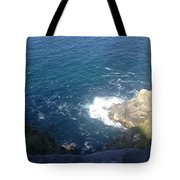 Rocky Fall Tote Bag
