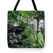 Rocky Fern Room Tote Bag