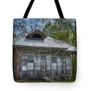 Rocky Hill Station Tote Bag