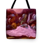 Rocky Inlet 3 Tote Bag