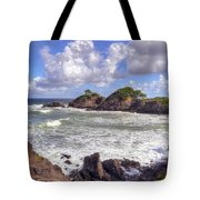 Rocky Island Tote Bag