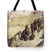 Rocky Landscape - 3 - French Alps Tote Bag