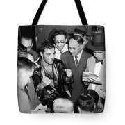 Rocky Marciano (1924-1969) Tote Bag by Granger
