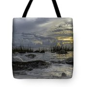 Rocky Morning Tote Bag