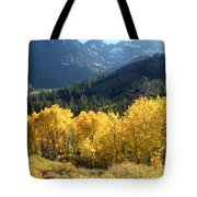Rocky Mountain High Colorado - Landscape Photo Art Tote Bag