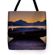 Rocky Mountain Magic - Seveneleven Tote Bag
