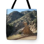 Rocky Mountain Mascot Tote Bag