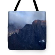 Rocky Mountain Mtns Co Tote Bag