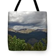 Rocky Mountain National Park 2 Tote Bag