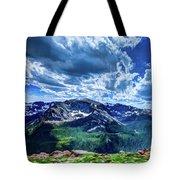 Rocky Mountain National Park I Tote Bag