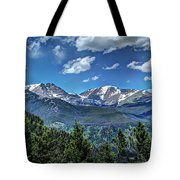 Rocky Mountain National Park IIi Tote Bag