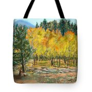 Rocky Mountain Siesta Tote Bag