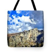 Rocky Mountain Summit Tote Bag