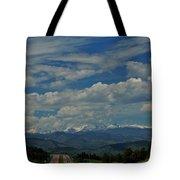 Colorado Rocky Mountain High Tote Bag