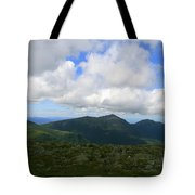 Rocky Mountain Way  Tote Bag